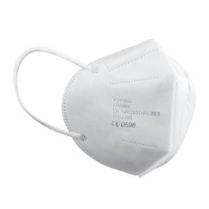 9PCMAS88 mascarilla FFP2 SA9941. Mascarilla protección sanitaria